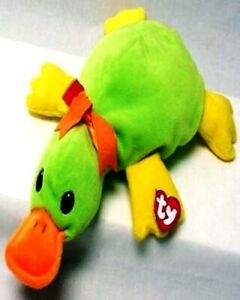 3dff8c3e2d5 Image is loading TY-PILLOW-PAL-PADDLES-THE-PLATYPUS-NWT