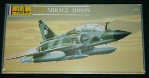 Heller-Mirage-2000N-1-72-scale-model-kit-80321-Sealed
