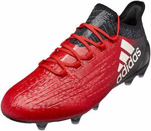 pretty nice 90364 54aee Image is loading Adidas-X-16-1-FG-BB5618-Soccer-Football-