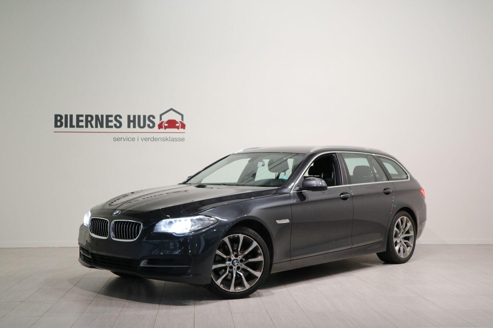 BMW 520d Billede 6