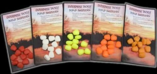 5 packs of enterprise pop up sweet corn mixed colours popup corn