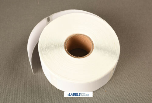 10 Rolls of 30336 TURBO Compatible Multipurpose Labels for DYMO 1'' x 218''