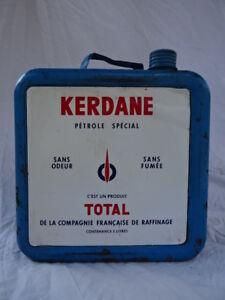 BIDON-CAN-TOTAL-FUEL-DOMESTIQUE-KERDANE-PETROLE-SPECIAL-TOP