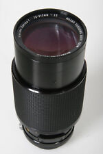 Vivitar  70-210mm Series 1 Telephoto Zoom Lens. Nikon Non AI  - manual focus