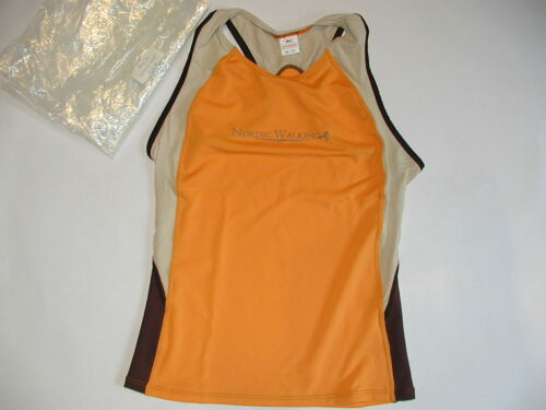 Komperdell Nordic Walking Damen Shirt Ärmellos Top Nordic Vest Gr M 40 NEU