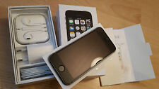 Apple iPhone 5s 16GB spacegrau ohne Simlock + brandingfrei + iCloudfrei !