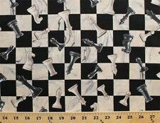 Renaissance man world map mapping skills cotton fabric print by the item 1 renaissance man chess board pieces black cotton fabric print by the yard d58226 renaissance man chess board pieces black cotton fabric print by the gumiabroncs Images