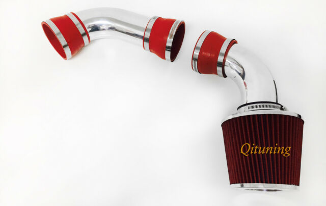 Red Cold Air Intake Kit For 1996