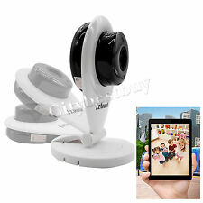 iztouch Wireless web ip cam camera quick install Wifi 1.0 Megapixel SD Card Slot