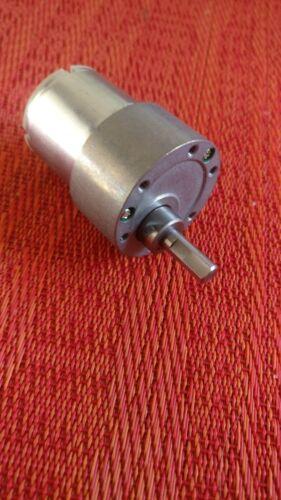Motor de engranaje 12 V DC engranaje recto