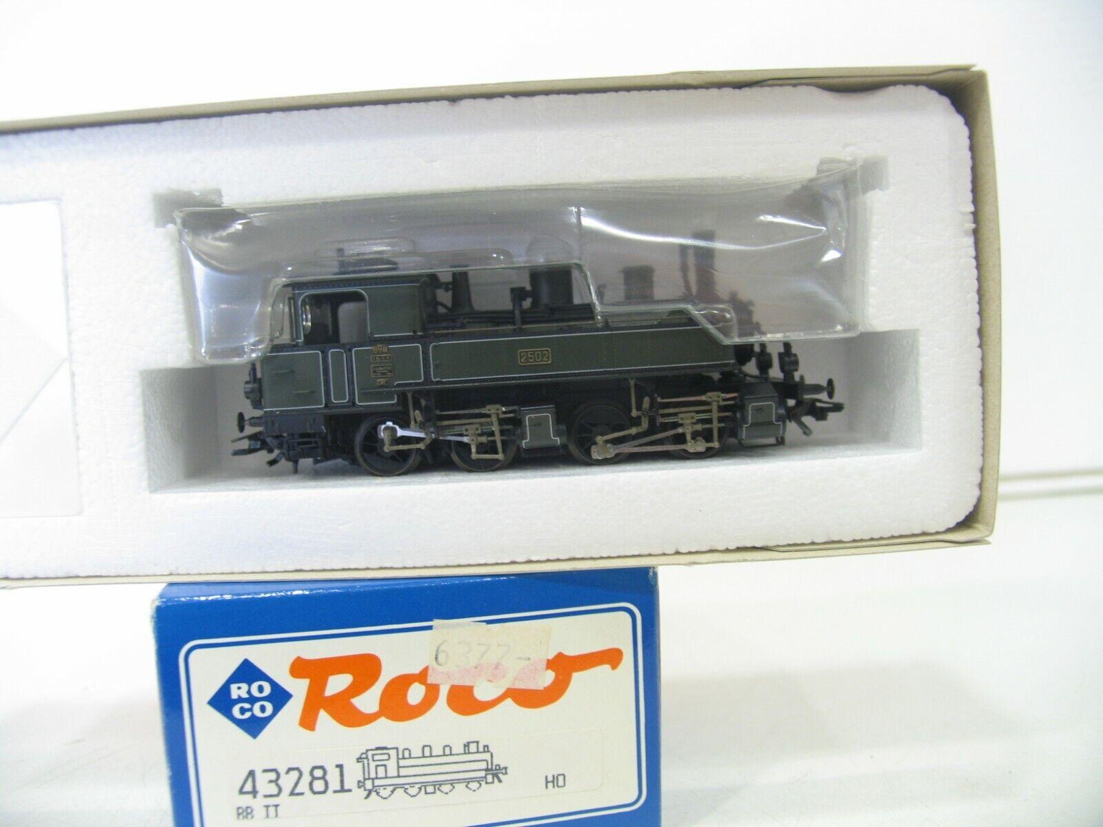 Roco 43281 dampflok bb II der k.bay.sts.b. nh2599