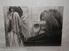 Vecchia cartolina foto d epoca di Ermitas de oxchuc  donne Turok