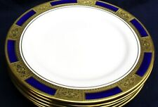 Aynsley EMPRESS Cobalt tea plate up to 6 in stock