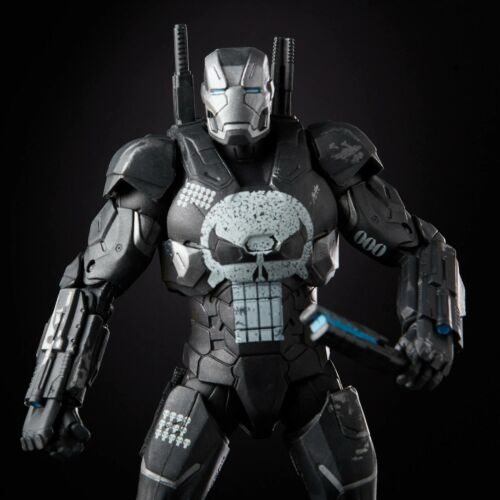 """Details about  /HASBRO MARVEL LEGENDS SERIES 6/"""" INCH THE PUNISHER WAR MACHINE Action Figure"""