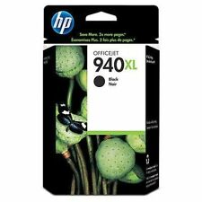 ORIGINAL & BOXED HP940XL / C4906A BLACK INK CARTRIDGE - SWIFTLY POSTED!