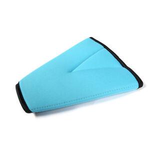 Kinder-Baby-Sicherheitsgurt-Gurtpolster-Einsteller-Auto-Gurtschutz-PKW-Blau