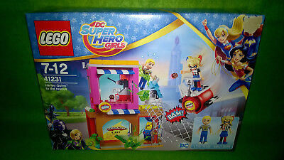 Dolce Lego 41231 Dc Super Hero Girls Harley Quinn To The Rescue Lucentezza Luminosa