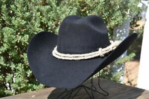 Jose-Ortiz-Double-Strand-Twisted-Horsehair-Hatband-Rawhide-White