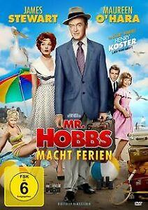 Mr-Hobbs-macht-Ferien-von-Henry-Koster-DVD-Zustand-sehr-gut
