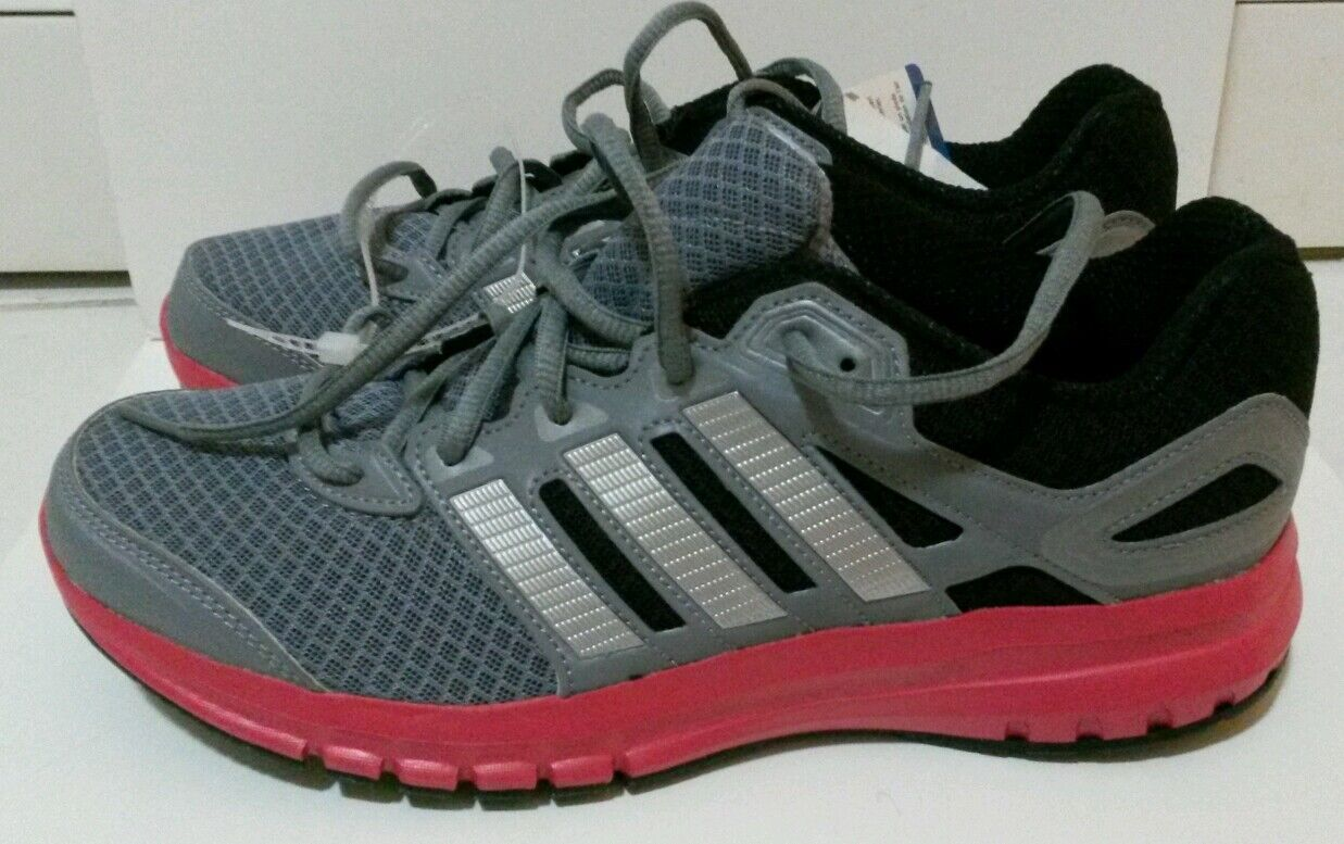 Adidas Duramo Duramo Duramo 6 Running Women's shoes Sneakers Adiprene Mesh Grey Size 8 8c8004