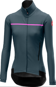 Castelli Cycling Women Perfetto W Long Sleeve Jersey Multicolor Small S