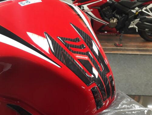 Tankpad Im Gel 3D Schutz Kompatibel Für Motorrad CBR 500 R Honda CBR 500R