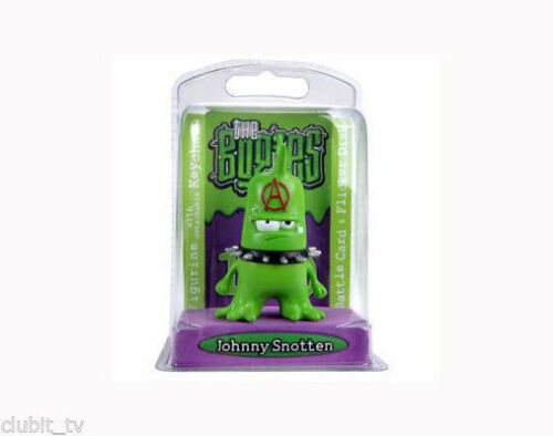 JOHNNY SNOTTEN THE BOGIES KEYCHAIN FIGURINE