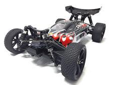 BUGGY TANTO ELETTRICO RC-550 1:10 ESC 150A RADIO 2.4GHZ RTR 4WD E10XB HIMOTO