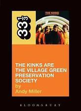 The Kinks' The Village Green Preservation Society by Andy Miller (Paperback,...