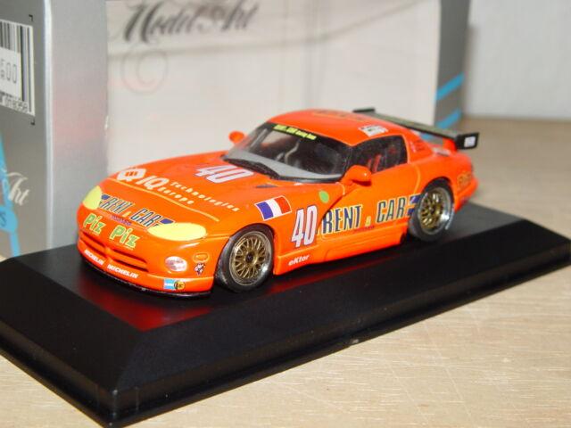 DODGE Viper RT/10 #40 - 12e Le Mans 1994, 3e GT1 - 1/43e Minichamps