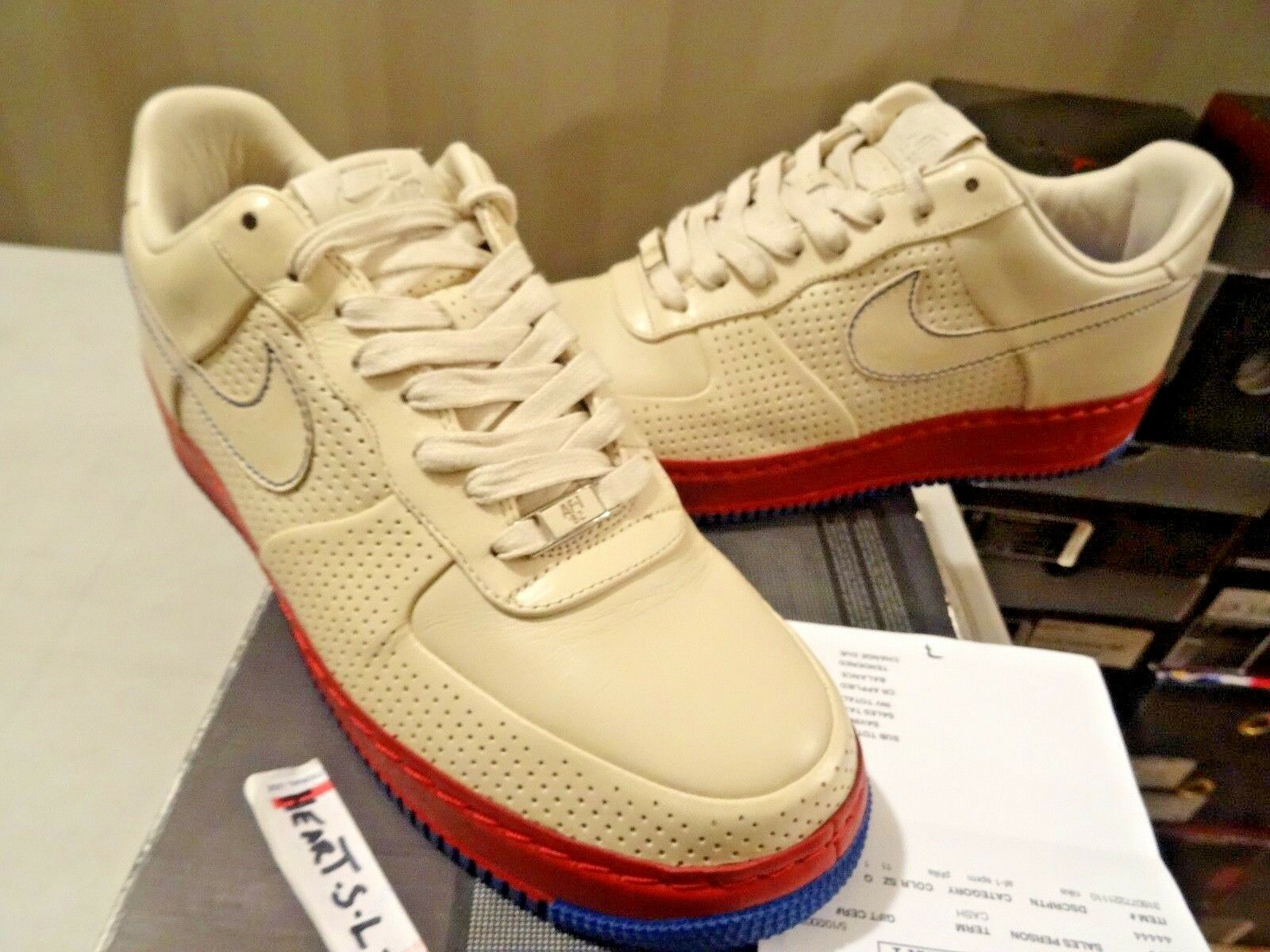 ae0fe3ee33 NIKE AIR FORCE 1 AF1 SPRM MCO (SNEAKER STADIUM RARE 316077-221 SZ 11  Philly) I ntkfod8089-Athletic Shoes