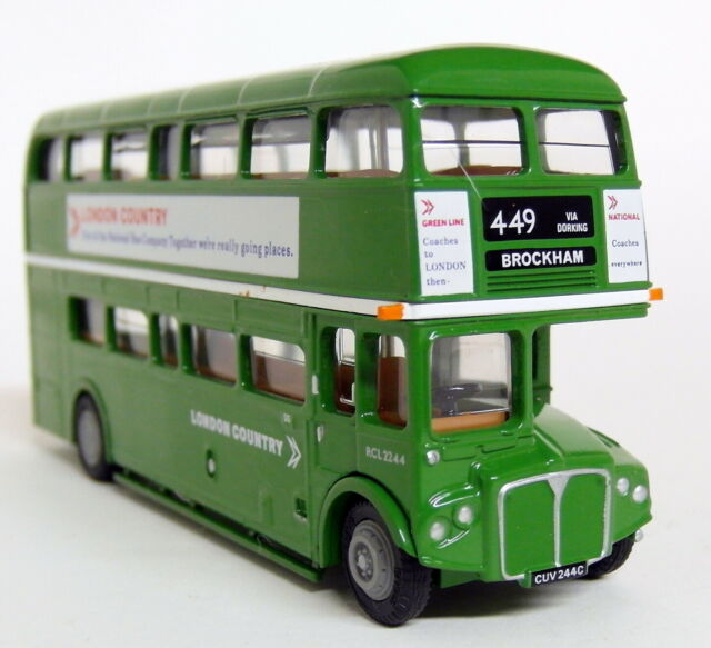 EFE 1/76 Scale - 25602 RCL Routemaster London Country NBC Diecast Model Bus