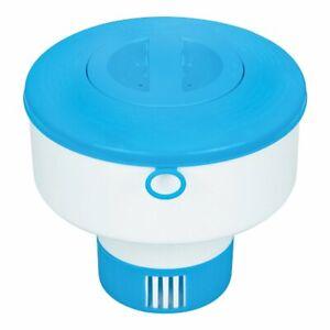 Intex-29041-Dispenser-Dosatore-Galleggiante-Di-Pastiglie-Cloro-Piscina-Grande