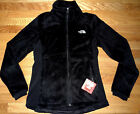 NWT NEW $99 The North Face Women's Tech Osito Fleece Jacket M MEDIUM BLACK 2017