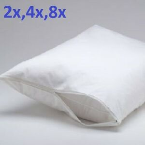 2x-4x-8x-Pillow-Protector-Covers-with-Zipper-Opening-Standard-46-X-70cm