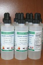 Sucralose lIquid (0-Cal ) 4 oz x 2 bottles (Free shipping)
