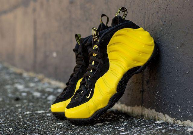 180bce16b957 Nike Air Foamposite Foamposite Foamposite One Optic Yellow Wu Tang Size 13.  314996-701