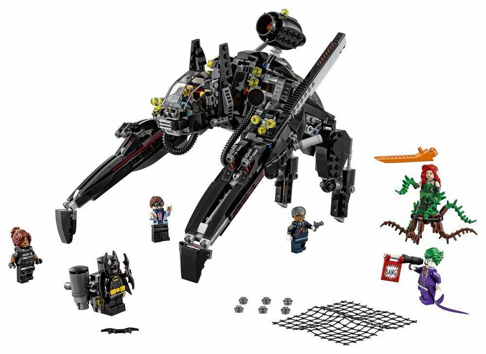 Lego Lego Lego The Batman Movie 70908 Der Scuttler - Neuwertig Ohne Figuren 4ed12d