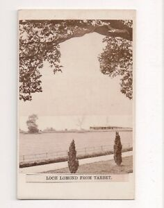 Vintage-CDV-Loch-Lomond-From-Tarbet-Scotland