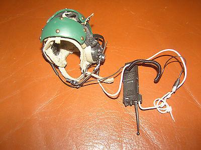 1//6 Scale toy Navy Seal Team 5 VBSS Commander Flight Deck Helmet w//Radio Headset