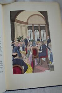 Pierre Benoit Koenigsmark 12 gravures Jean Gradassi sur velin - Martel