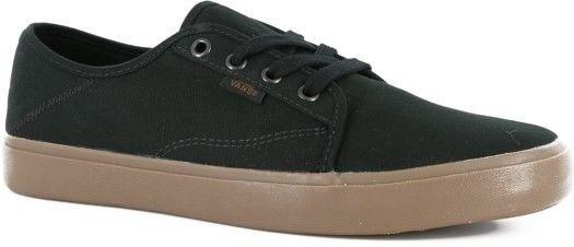 70c743c1005 VANS Authentic Costa Mesa Black Gum Mens 7 Women s 8.5 Shoes Skate ...