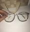Rhinestone-cat-eye-glasses-women-retro-vintage-bling-eyewear thumbnail 3