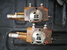 1977 Allis Chalmers 7000 diesel farm tractor hydraulic pressure detent valve