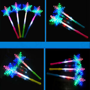 8pc-Outdoor-Snowflake-Stick-for-Concerts-Halloween-Christmas-Light-Sticks
