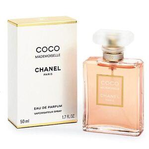 Chanel Coco Mademoiselle Eau De Parfum 50ml 3145891164206 Ebay