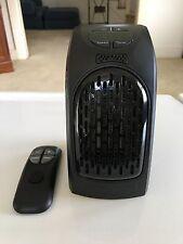 Handy Heater 350 Watt Wall Mounted Electric Fan Compact Heater