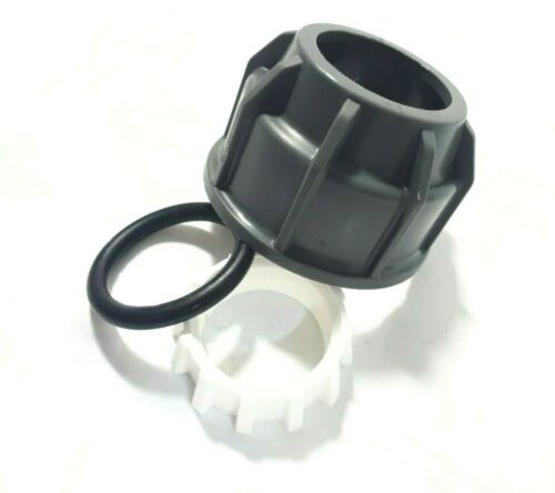 Plasson Poly Hose Pipe Connectors Fittings Compression Threaded Coupler Adaptor