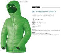 Dynafit Cho Oyu Down Insulator Green Womens M Winter Ski Jacket 2016 Ret$320