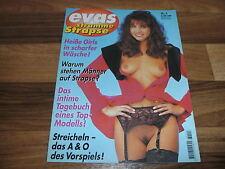 PRALINE SONDERHEFT 2 / 1996 -- EVA`s STRAMME STRAPSE / Girls in heißer Wäsche
